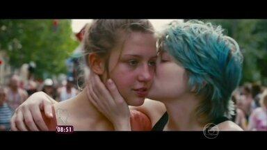 Filme 'Azul é a cor mais quente' inspirou moda entre homossexuais - Meninas pintam os cabelos de azul para achar namorada na balada