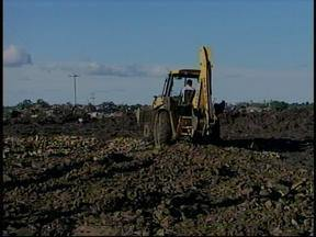 Começam obras de Central de Triagem de Lixo em Uruguaiana, RS - Assista ao vídeo.