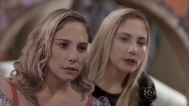 Segunda Dama - Episódio do dia 15/05/2014, na íntegra - Analu procura Marali e pede que as duas troquem de lugar