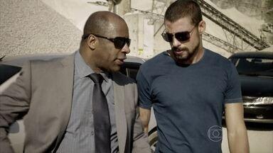 O Caçador - Episódio do dia 16/05/2014, na íntegra - Mexicano contrata André para ajudá-lo a encontrar o irmão