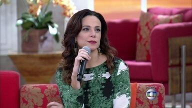 Vanessa Gerbelli comenta relação entre Juliana e Jairo - Atriz fala sobre relacionamento entre pessoas de culturas diferentes