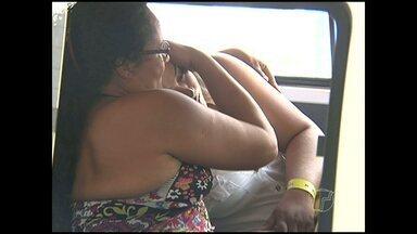 Interno faz enfermeira refém com arma caseira na Fasepa em Santarém - Adolescente usou um estoque e uma arma caseira para ameaçar a vítima. Caso ocorreu no final da manhã desta terça-feira (20).
