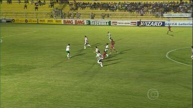 Luverdense vence Boa Esporte por 4 a 2 - Time mineiro perdeu a partida de virada.