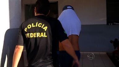 Homem é preso em Tangará da Serra (MT) suspeito de pedofilia - Um homem foi preso em Tangará da Serra suspeito de pedofilia.