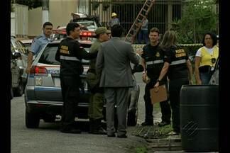 Promotoria militar faz reconstituição de agressão de PMs a homem no bairro do Reduto - Homem foi agredido, preso e levado para local ignorado no último dia 27 de abril.