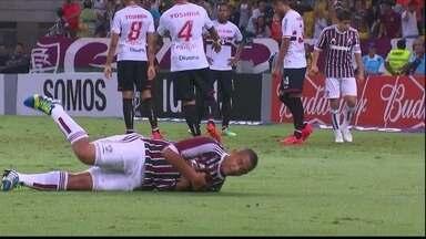 Walter deita e rola, e São Paulo perde de 5 a 2 para o Fluminense - Time de Muricy começa vencendo, mas leva a virada no Maracanã