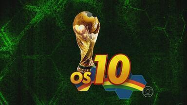 Os 10: o brilho de Ricardo Rocha e Rivaldo nas Copas - Zagueiro fez parte do tetra, enquanto o meia levantou o penta