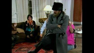 Divirta-se com dança russa na novela Desejos de Mulher - Momento foi ao ar em 2002
