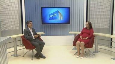 Entrevista com a secretária de educação de Macapá, Antônia Andrade - Entrevista com a secretária de educação de Macapá, Antônia Andrade