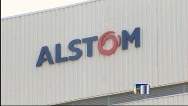 Alstom inaugura centro de tecnologia para projetos hidrelétricos em Taubaté, SP - Multinacional investiu R$ 24 milhões para desenvolvimento de projetos. Setor inicia atividades com 15 trabalhadores; universidades serão parceiras.