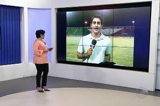 Vitória quer aproveitar desfalques no Atlético para surpreender logo mais às 20h - Os times se enfrentam em Feira de Santana, novo mando de campo do rubro-negro baiano.
