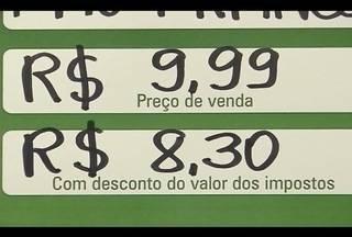 Várias cidades brasileiras aderem ao Dia da Liberdade de Impostos - Centenas de produtos ficam mais baratos sem o peso da carga tributária no país.