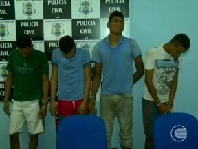 Policial foi baleado durante perseguição a bandidos - Policial foi baleado durante perseguição a bandidos