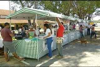 7ª Feira do Agronegócio e Agricultura Familiar é realizada em São Francisco - 400 produtores rurais participam da feira.