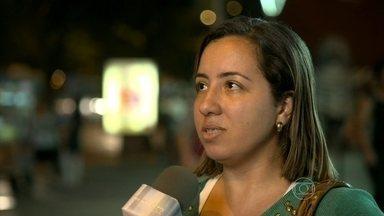 Larissa Bitencourt conversa com mulheres sobre casamento tardio - Repórter foi às ruas descobrir o motivo das jovens adiarem a relação