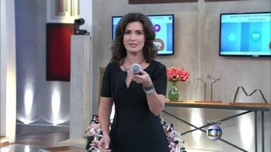 Fail! Fátima explica entrevista sem microfone na Granja-Comary - Apresentadora diz que está sem treino com equipamento