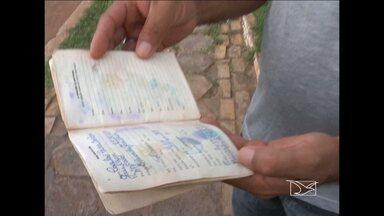 Demora para tirar carteira de trabalho incomoda população de Codó - Tirar a carteira de trabalho, ou a segunda via do documento, normalmente, é um processo que se resolve no mesmo dia.