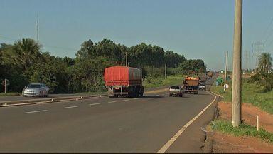 Imprudência é a principal causa de acidentes na BR-163 - O Polícia Rodoviária registrou queda no número de acidentes nas rodovias federais que cortam o estado