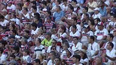 Santa reencontra a torcida nos Aflitos - Tricolor recebe o Joinville com acesso liberado aos torcedores