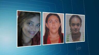 Três mulheres são achadas mortas em Horizonte, na Grande Fortaleza - Polícia diz ter alguns suspeitos do crime.