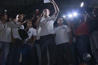 Justiça Federal da Bahia revoga prisão de Marco Prisco - Vereador e um dos líderes das últimas greves da PM na Bahia está preso no Presídio Federal da Papuda, em Brasília, desde o dia 18 de abril. Ele deve deixar a unidade prisional ainda nesta sexta-feira (30).
