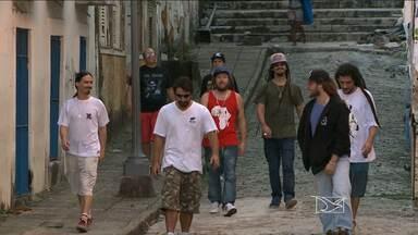 Banda Yute Lions realizam show em São Luís - Uma das bandas finalistas do programa Superstar, da Rede Globo, faz show hoje à noite na capital maranhense.