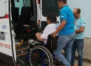 'Pernambuco Conduz' oferece transporte a deficientes físicos em Caruaru - Município é um dos três grandes polos do programa, ao lado de Petrolina e Recife.