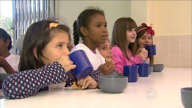 Estados brasileiros criam leis para melhorar a qualidade da comida nas escolas - Em Florianópolis, há 13 anos está em vigor uma lei específica para fiscalizar as cantinas de escolas públicas e particulares.