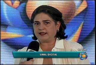 Sinal digital da TV Grande Rio será lançado nesta quinta-feira (5) - Com o sinal digital garante uma melhor qualidade de som e imagem.