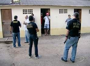 Ministério do Trabalho fiscaliza cafezais do Norte do ES - Fiscais encontraram trabalhadores rurais vivendo em condições precárias em uma fazenda em Sooretama.