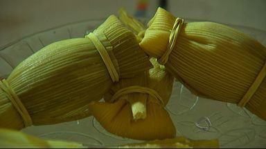 Cozinha Popular: aprenda uma receita de pamonha - Veja como fazer esse prato que combina com o período de festas juninas