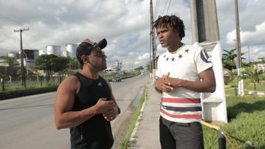 Visita Musical - Terra Preta e Pablo conhecem a casa um do outro - Os músicos falam de suas histórias de vida