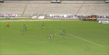 JPB2JP: Botafogo vence o Sousa e está nas semifinais do Paraibano - Placar: 3 x 1.