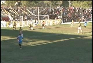 Futebol: São Gabriel (RS) está na final da segundona gaúcha - O São Gabriel venceu o Rio Grande por 3 a 1.