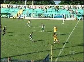 Interporto vence o Campeonato Tocantinense fora de casa - Interporto vence o Campeonato Tocantinense fora de casa