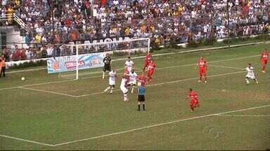 Com gol de Diego Rosa, CRB vence o ASA em Arapiraca - Com a vitória, o Galo conquista a quarta posição na Terceira Divisão do Brasileiro.
