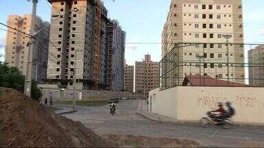 Moradores do bairro Jabutiana reclamam contra falta de infraestrutura - Moradores do bairro Jabutiana reclamam contra falta de infraestrutura