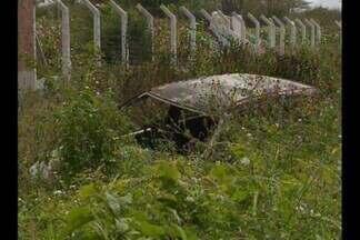 Homem morreu em um grave acidente próximo a Soledade-PB - O motorista que teria provocado a batida fugiu.
