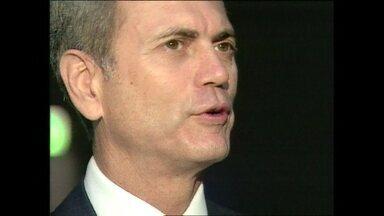 Ex-vice governador Paulo Octávio volta a trabalhar normalmente nesta segunda-feira (9) - Paulo Octávio deixou a prisão no domingo (8). Ele ficou detido preventivamente por quatro dias.