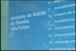 Médicos de postos de saúde fazem paralisação em Petrópolis, no RJ - Paralisação afeta 24 unidades nesta segunda-feira (9).Categoria pede equiparação salarial e incorporação das gratificações.