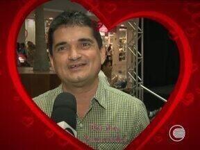 Telespectadores mandam mensagens do Dia dos Namorados para seus amados - Telespectadores mandam mensagens do Dia dos Namorados para seus amados