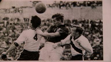 Torcedores relembram última Copa do Mundo realizada no Brasil, em 1950 - Momentos inesquecíveis marcaram a história do Brasil na primeira vez que o país recebeu o Mundial.