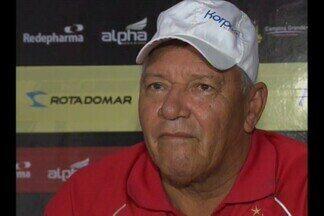 Campinense se prepara para a última rodada do Campeonato Paraibano - O rubronegro volta aos treinamentos pensando no jogo contra o Auto Esporte de João Pessoa.