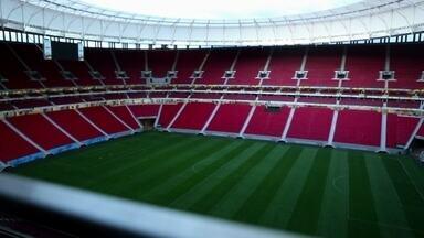 Saiba como chegar ao estádio Mané Garrincha - Faltam dois dias para o início da Copa do Mundo. Em Brasília, o primeiro jogo é no domingo (15).
