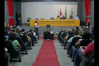Audiência discute situação de escolas públicas em Ananindeua - Conselheiros tutelares, professores, diretores e pais de alunos foram ouvidos durante a reunião.