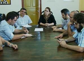 Após reunião, artistas decidem manter cancelamento de shows no São João - Som do Polo Alternativo, uma das reclamações, foi trocado pela organização.