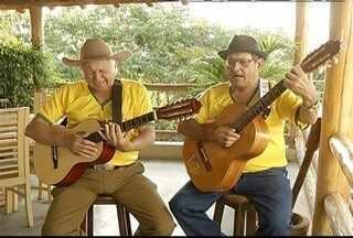 Dupla sertaneja de Montes Claros faz música em homenagem a Copa do Mundo - José Nilton e Riachinho compuseram tema para a seleção