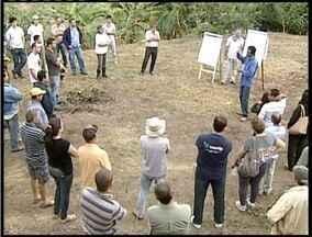 Dia de campo sobre irrigação é realizado no Vale do Rio Doce - Uso racional da irrigação beneficia bacia hidrográfica do Rio Doce