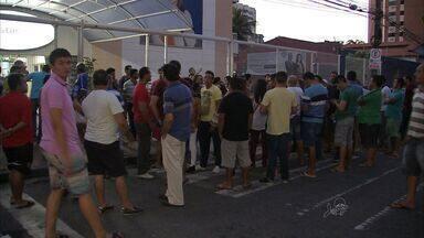 Candidatos reclamam da demora na entrega da prova do concurso do IFCE - Mais de 39mil pessoas se inscreveram.