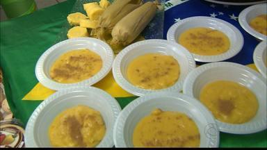 JPB2JP: Comidas de milho estão mais baratas - Fim da estiagem aumentou a oferta da espiga.